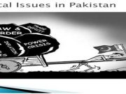 Main Challenges to Pakistan Economy