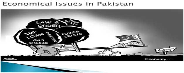 Main Challenges to Pakistan Economy